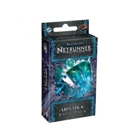 ANDROID: NETRUNNER The Card Game - Upstalk - Data Pack 1