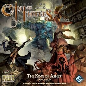 CADWALLON: CITY OF THIEVES - THE KING OF ASHES EXP