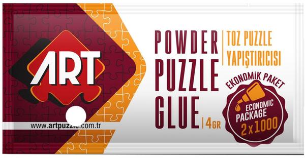 Лепило за пъзели на прах Art Puzzle - 4 g