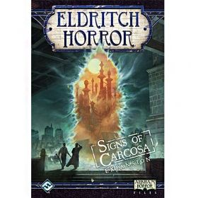ELDRITCH HORROR: SIGNS OF CARCOSSA EXP
