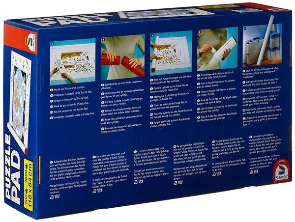 Килимче за редене и съхранение на пъзели Schmidt - Oт 500 до 3000 части