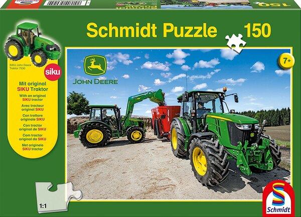 Пъзел Schmidt от 150 части - John Deere SH56045