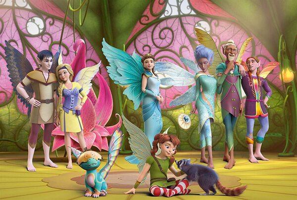 Пъзел Schmidt от 100 части - Принцеса Ейела и приятелите ѝ