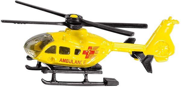 Пъзел Schmidt от 100 части - Спасителен хеликоптер, с фигурка