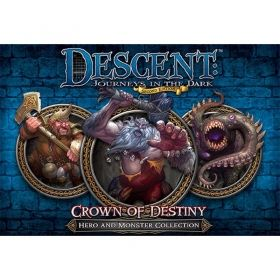 DESCENT 2nd EDITION - CROWN OF DESTINY