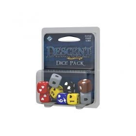 Комплект зарове за DESCENT JOURNEYS IN THE DARK - dice set