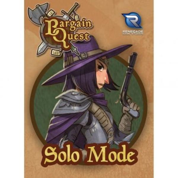 Разширение за Bargain Quest - Solo Mode