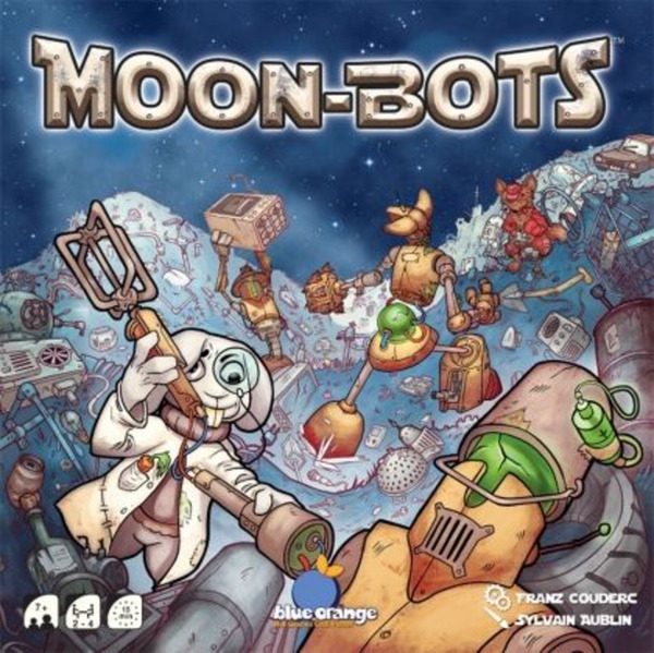 BLUE ORANGE MOON-BOTS