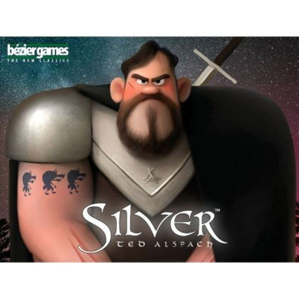 Настолна игра Silver