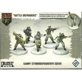 DUST TACTICS - BATTLE GRENADIERS - Expansion