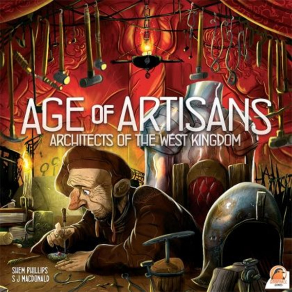 Разширение за Architects of the West Kingdom Age of Artisans