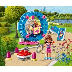 LEGO® Friends 41383 - Olivia's Hamster Playground