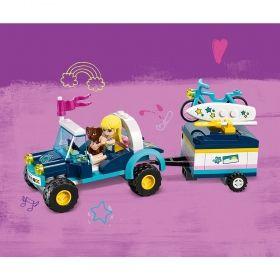 LEGO® Friends 41364 - Stephanie's Buggy & Trailer