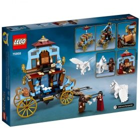 LEGO® Harry Potter 75958 - Beauxbatons' Carriage: Arrival at Hogwarts
