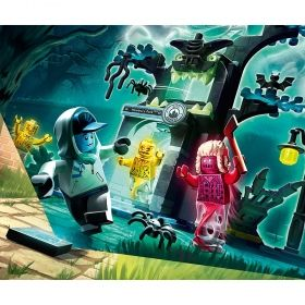 LEGO® Hidden Side™ 70427 - Welcome to the Hidden Side