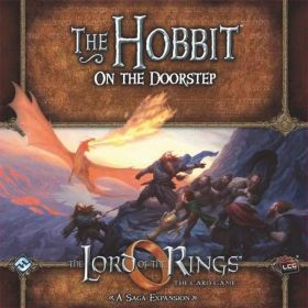 THE LORD OF THE RINGS - THE HOBBIT - ON THE DOORSTEP -  Expansion 2