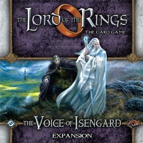THE LORD OF THE RINGS - THE VOICE OF ISENGRAD -  Expansion