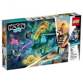 LEGO® Hidden Side™ 70422 - Shrimp Shack Attack
