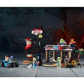 LEGO® Hidden Side™ 70422 - Shrimp Shack Attack