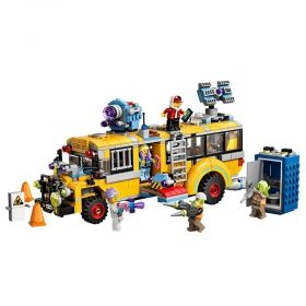 LEGO® Hidden Side™ 70423 - Paranormal Intercept Bus 3000