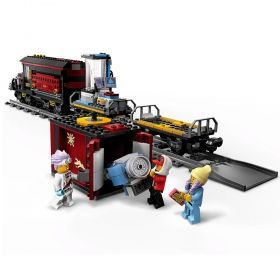 LEGO® Hidden Side™ 70424 - Ghost Train Express