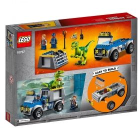LEGO® Juniors 10757 - Raptor Rescue Truck