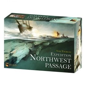 Настолна игра Northwest Passage