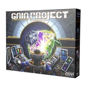 Z - MAN GAMES GAIA PROJECT: A TERRA MYSTICA GAME