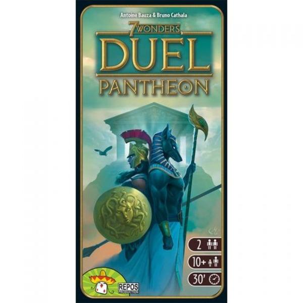Разширение за 7 Wonders Duel - Pantheon