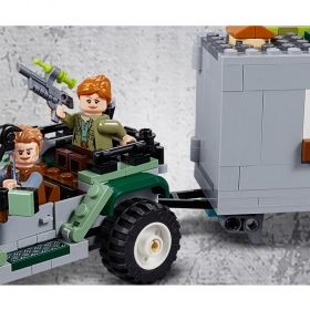 LEGO® Jurassic World 75935 - Baryonyx Face-Off: The Treasure Hunt