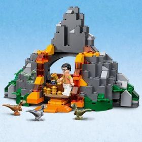 LEGO® Jurassic World 75938 - T. rex vs Dino-Mech Battle