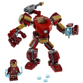 LEGO® Marvel Super Heroes 76140 - Iron Man Mech