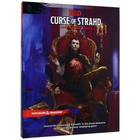 WIZARDS OF THE COAST DUNGEONS & DRAGONS 5TH EDITION: CURSE OF STRAHD