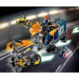 LEGO® Marvel Super Heroes 76143 - Avengers Truck Take-down