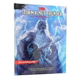 WIZARDS OF THE COAST DUNGEONS & DRAGONS 5TH EDITION: STORM KING'S THUNDER