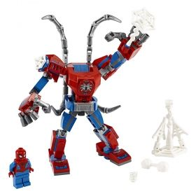LEGO® Marvel Super Heroes 76146 - Spider-Man Mech