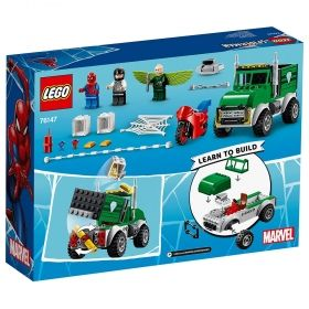 LEGO® Marvel Super Heroes 76147 - Vulture's Trucker Robbery