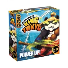 IELLO KING OF TOKYO: POWER UP! (2ND EDITION)