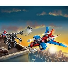 LEGO® Marvel Super Heroes 76150 - Spiderjet vs. Venom Mech
