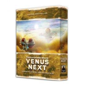 Разширение за Terraforming Mars - Venus Next