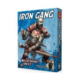 PORTAL GAMES NEUROSHIMA HEX! IRON GANG