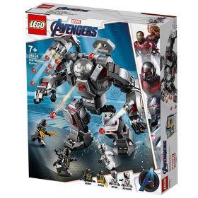 LEGO® Marvel Super Heroes 76124 - Avengers