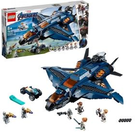 LEGO® Marvel Super Heroes 76126 - Avengers Ultimate Quinjet