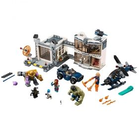 LEGO® Marvel Super Heroes 76131 - Avengers Compound Battle
