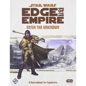 STAR WARS EDGE OF THE EMPIRE - ENTER THE UNKNOWN