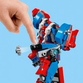 LEGO® Marvel Super Heroes 76115 - Spider Mech vs. Venom