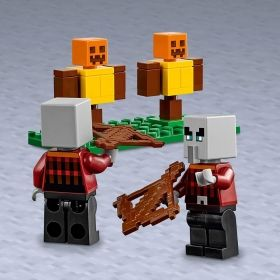 LEGO® Minecraft™ 21159 - The Pillager Outpost