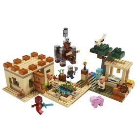 LEGO® Minecraft™ 21160 - The Illager Raid