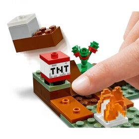 LEGO® Minecraft™ 21162 - The Taiga Adventure