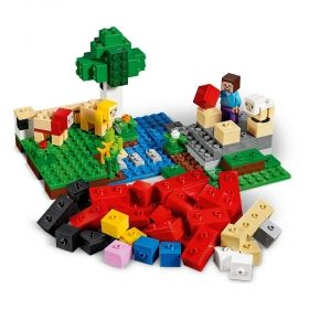 LEGO® Minecraft™ 21153 - The Wool Farm